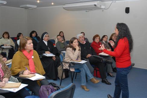 Jornada reunió a orientadores de dos regiones