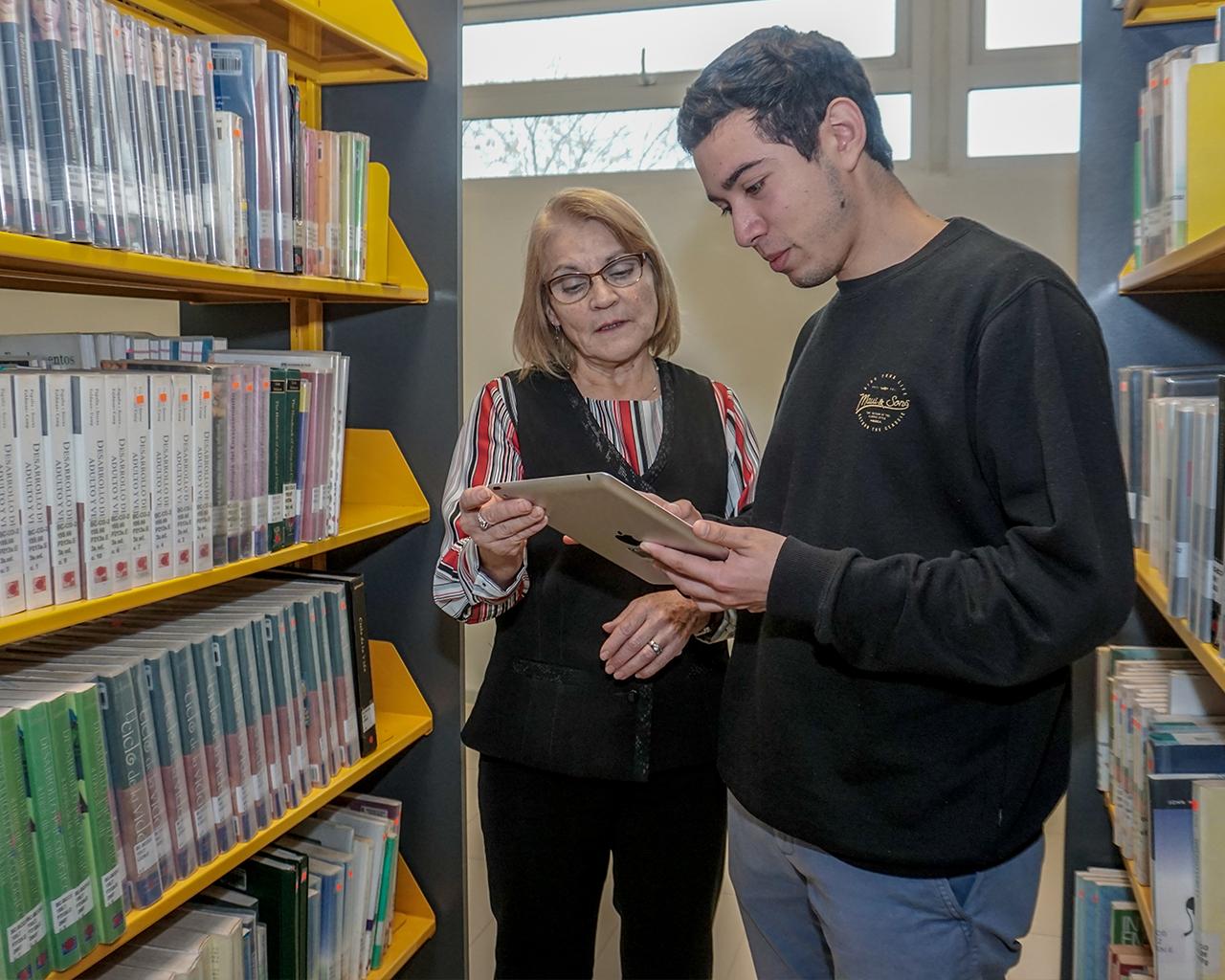 Sistema de Bibliotecas cuenta con más de 200 mil textos digitales