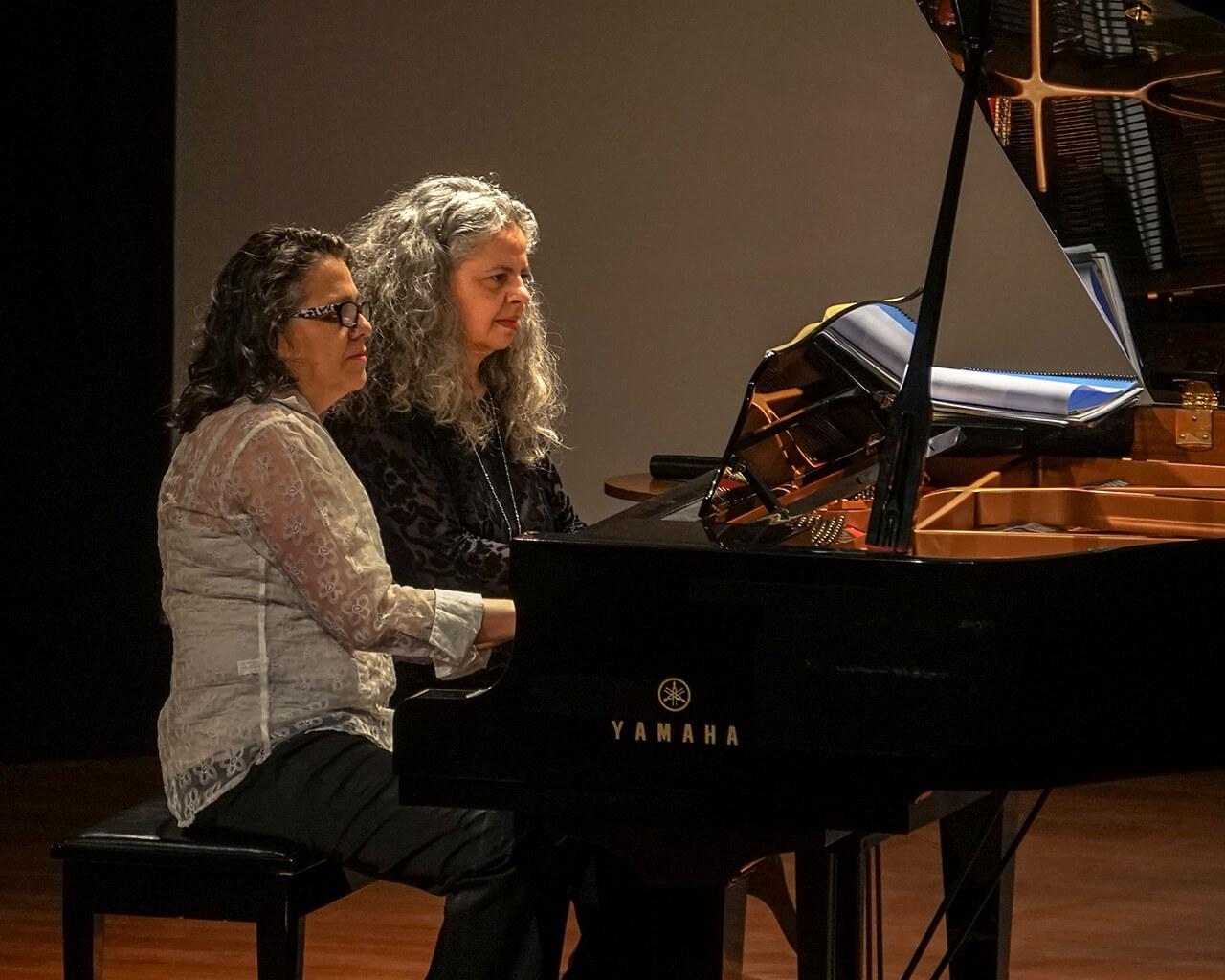 """Ciclo de Piano """"Mujeres en la Música"""" se inicia con pasión y destreza"""