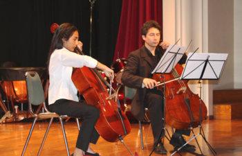 Concierto Estudiantes Conservatorio de Música UTALCA