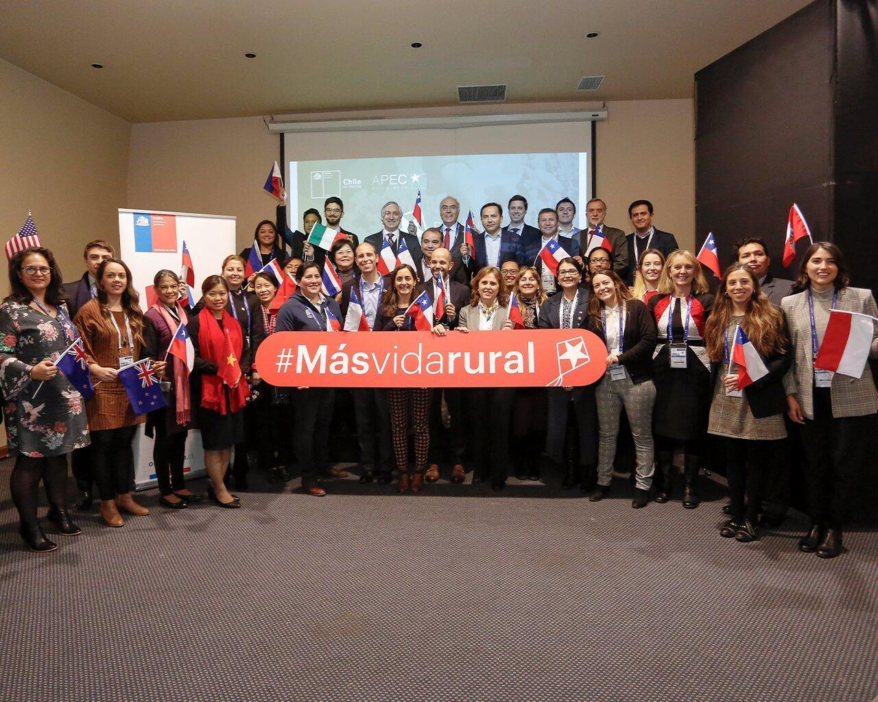 Académica expone en seminario de APEC – ODEPA
