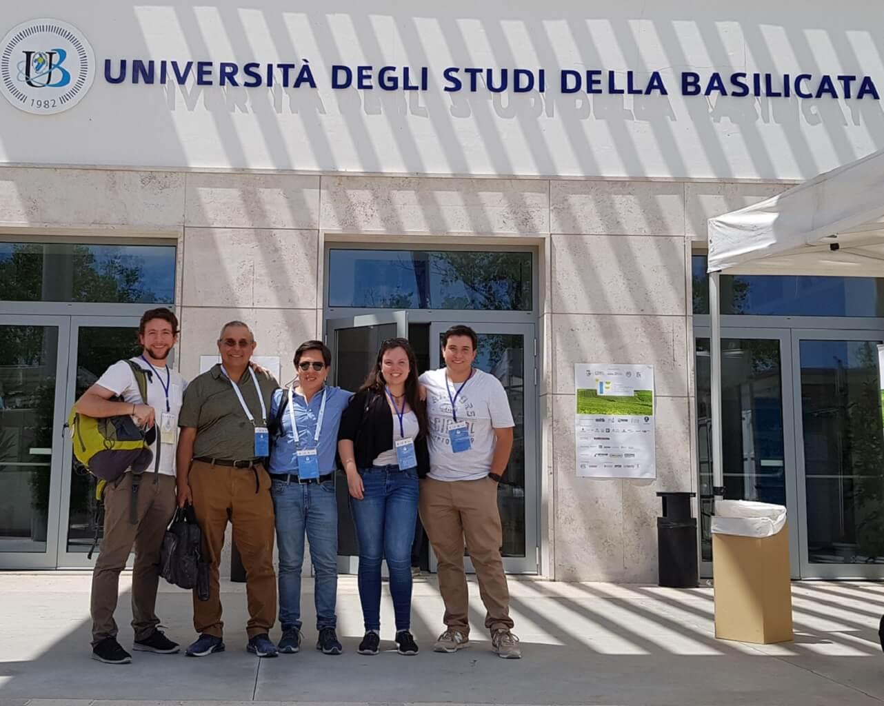 CITRA UTALCA expuso en evento mundial de innovación y riego de cultivos hortícolas