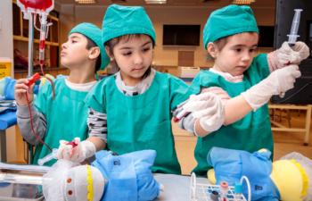Juega Salud: Vive la ciencia por un día