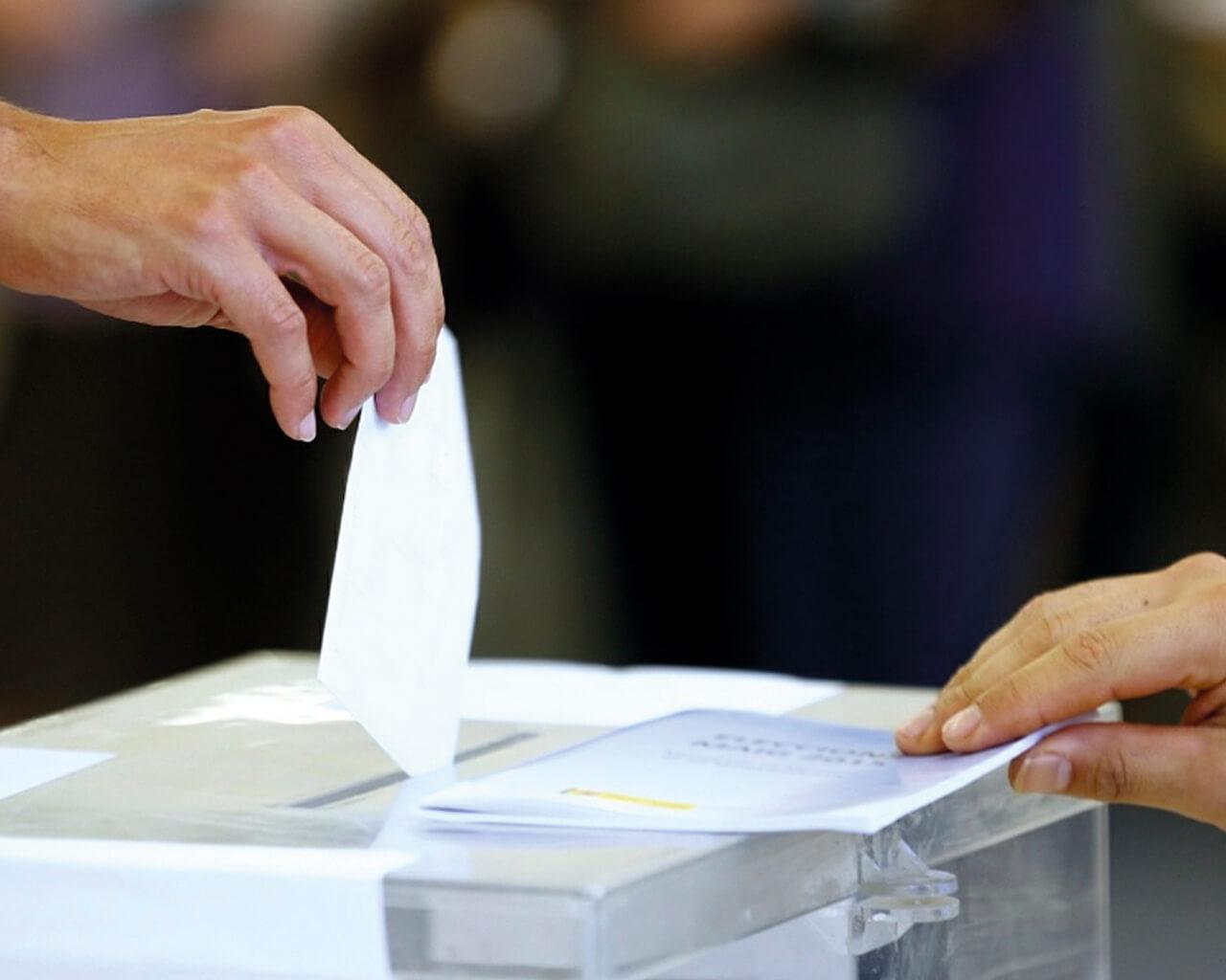 Todo listo para las elecciones al Consejo Asesor Triestamental