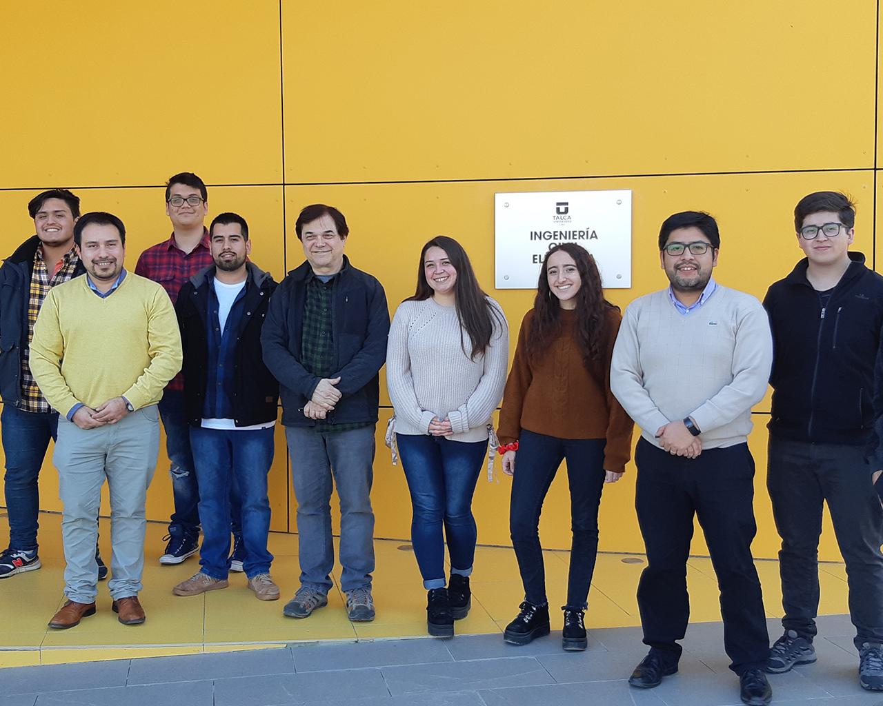 Ingeniería Civil Eléctrica tiene Centro de Estudiantes