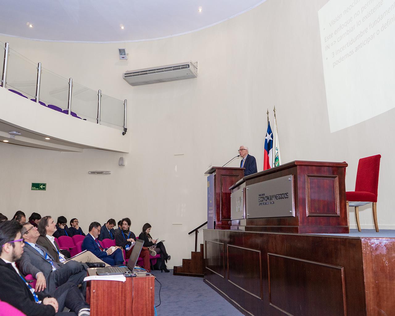 UTalca fue anfitriona del primer encuentro de la Red Chilena de Investigadores en Innovación