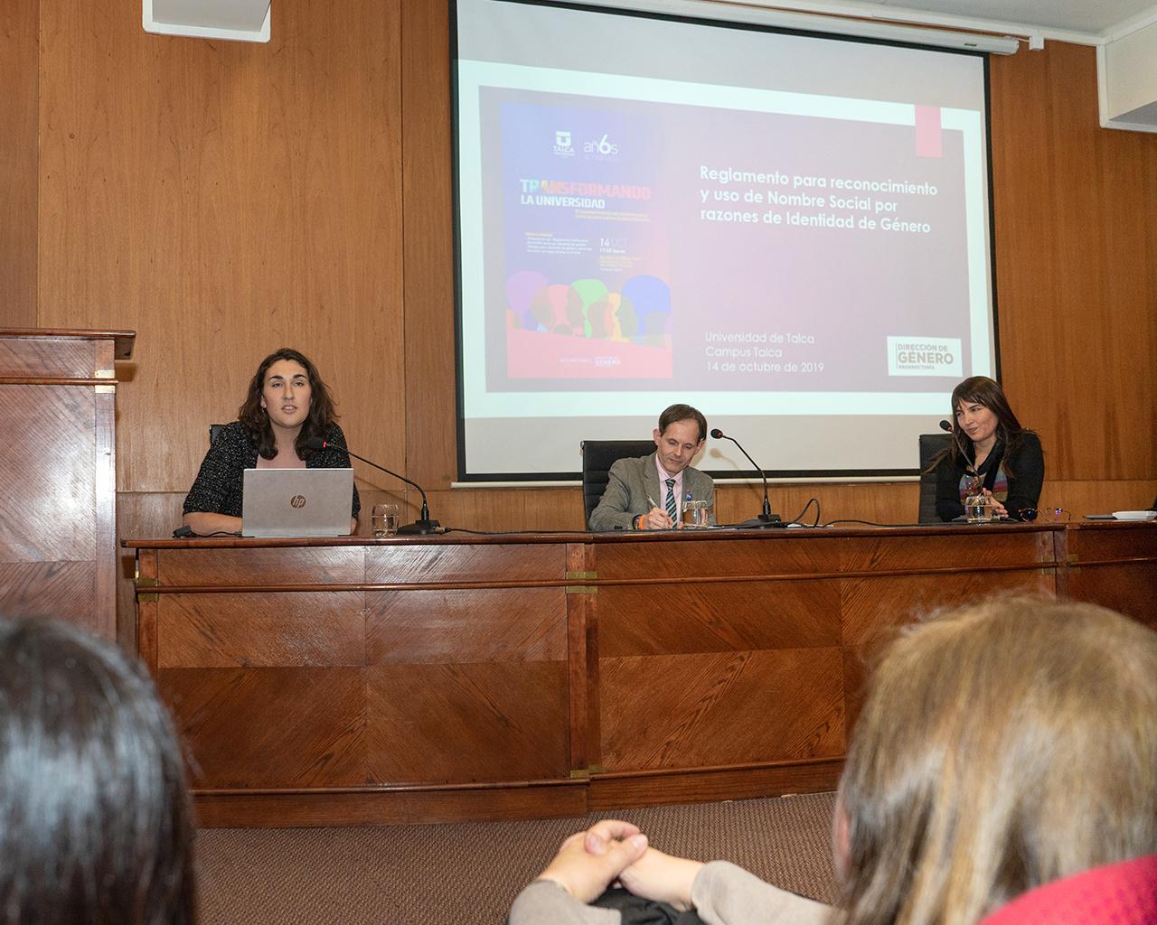 Destacan avances en identidad de género y derechos humanos