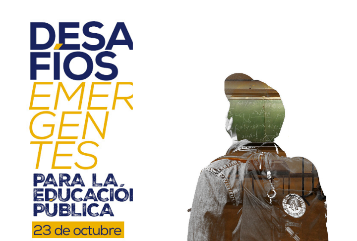 """(Suspendido) Seminario """"Desafíos Emergentes para la Educación Pública""""."""