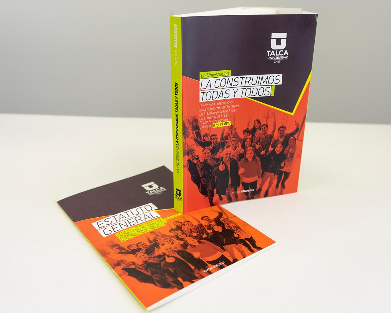 Libro acoge aspectos claves para la construcción de los Estatutos