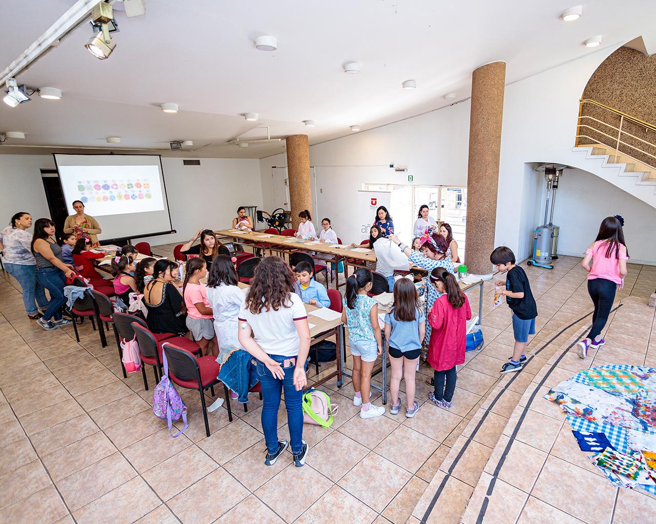 Curso de textil infantil abre talleres de verano