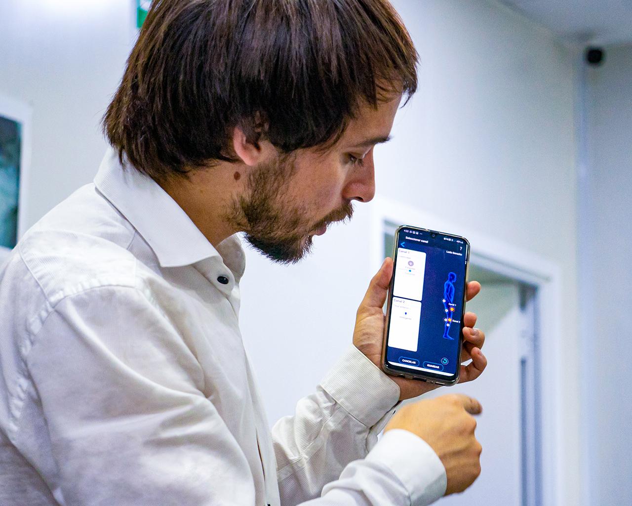 Expertos nacionales y extranjeros analizaron uso de tecnología para terapias de rehabilitación