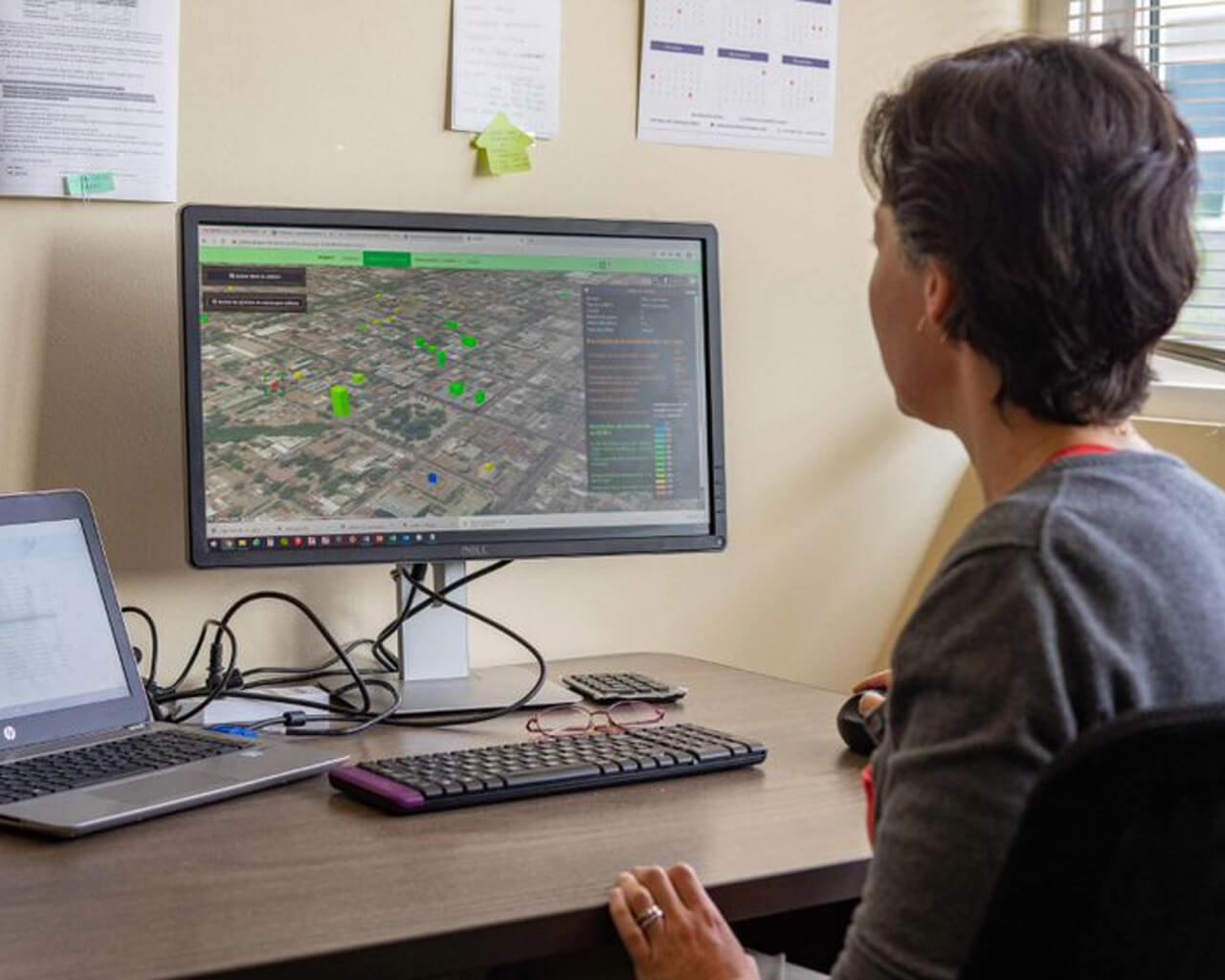 UTalca midió eficiencia energética en 300 edificios y el 90% no cumple estándares mínimos