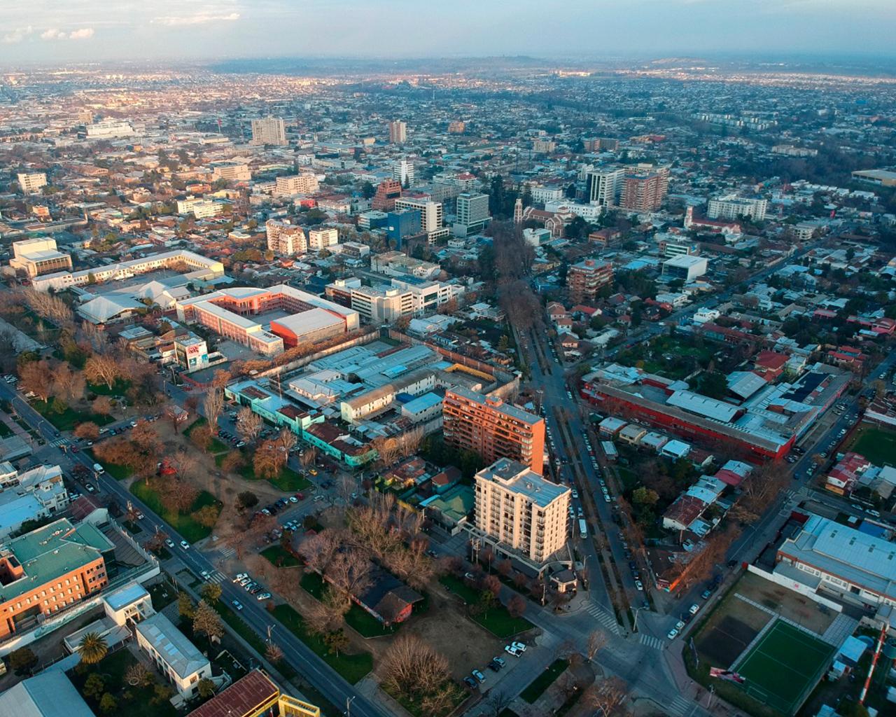 Convocan a arquitectos y urbanistas nacionales e internacionales a proyectar centro cívico en terrenos de la cárcel de Talca