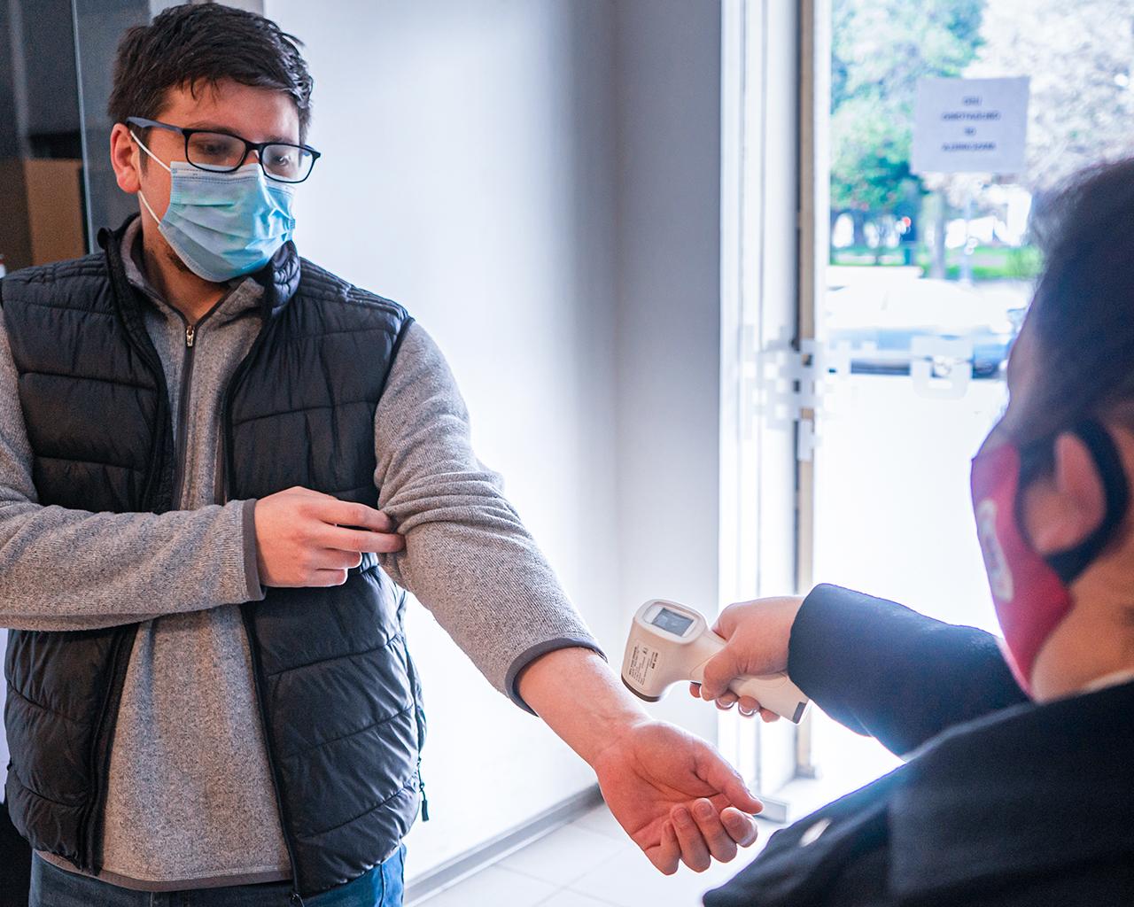 Universidad invierte 520 millones en mejoras por pandemia