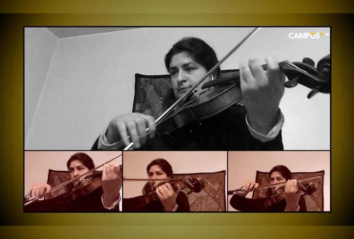 UTalca Presenta: Ciclo Mujeres en la Música, Violín y Viola