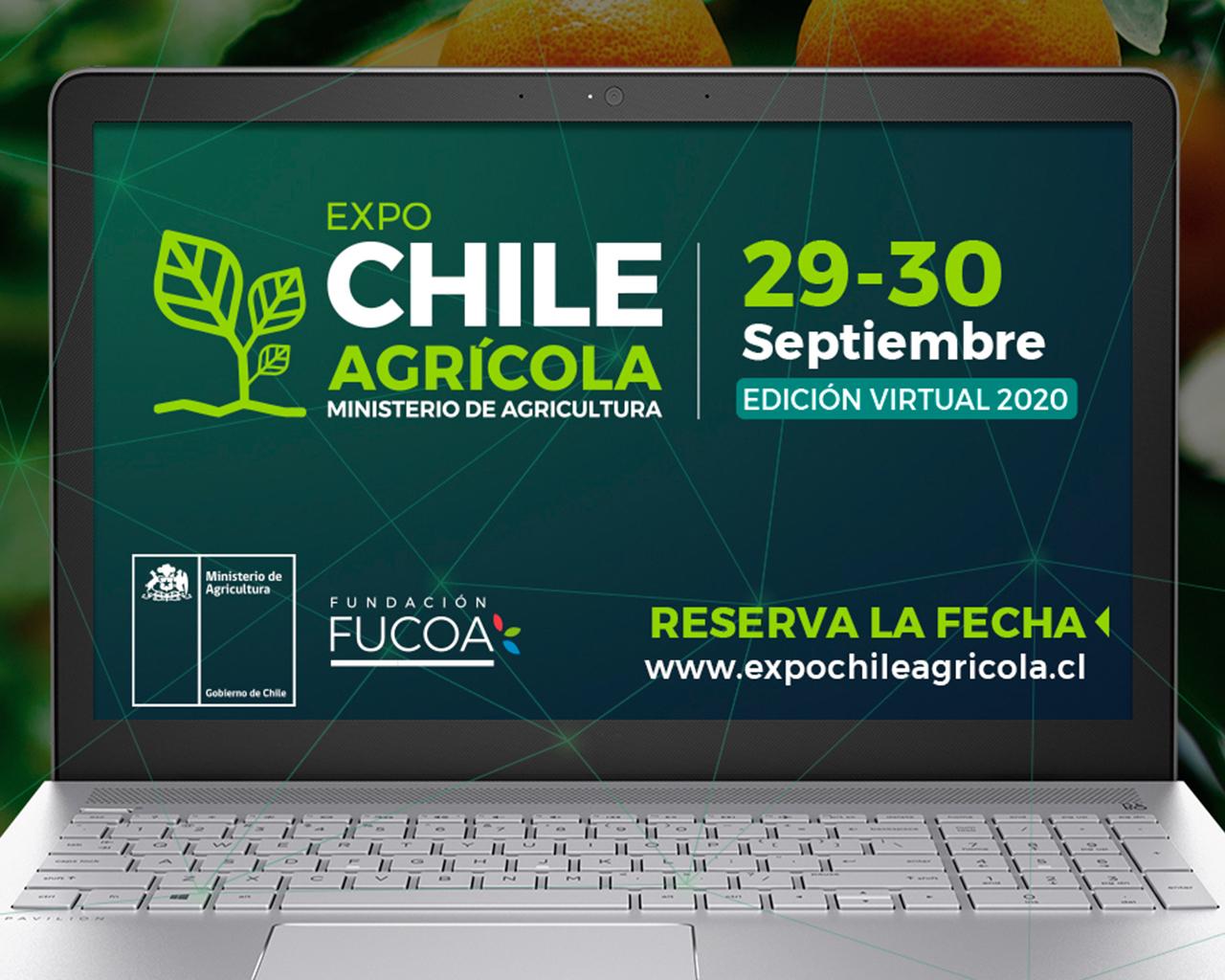 Thinkagro-UTalca presentará soluciones para el sector agroalimentario  en la Expo Chile Agrícola