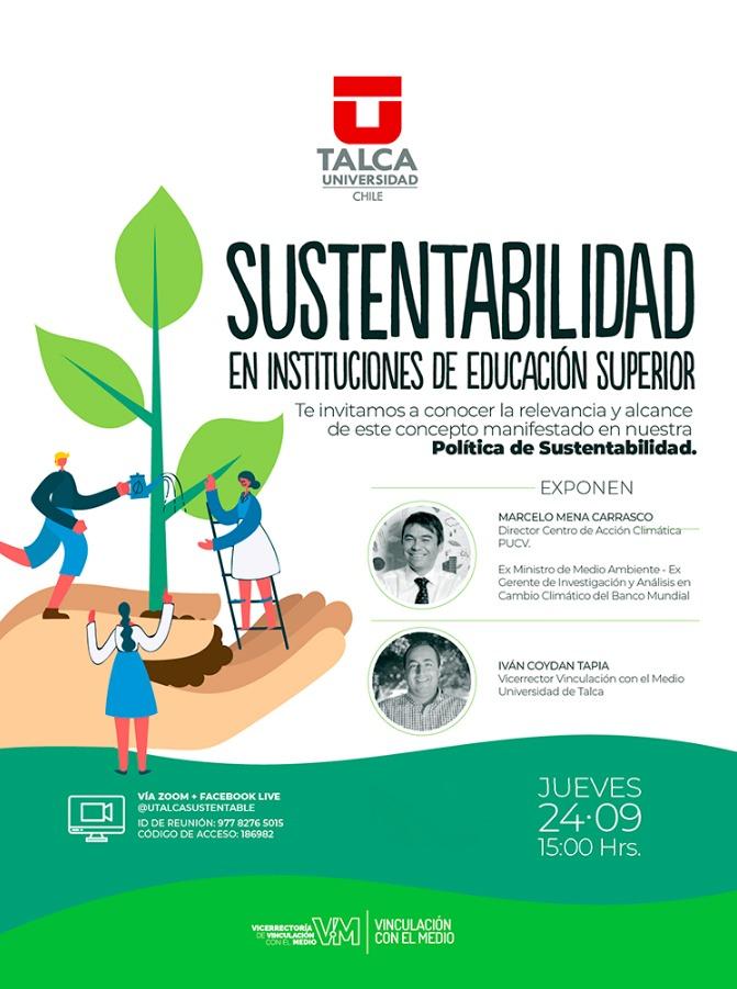 Sustentabilidad en Instituciones de Educación Superior