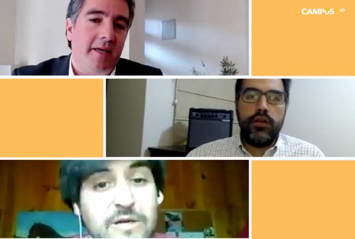Entrevistas CAMPUSTV: Aspectos claves de la Prueba de Transición y primer museo virtual del Maule