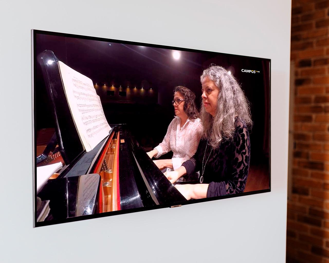 """Extensión UTalca invita a revivir conciertos """"Mujeres en la Música"""" a través de Campus TV"""