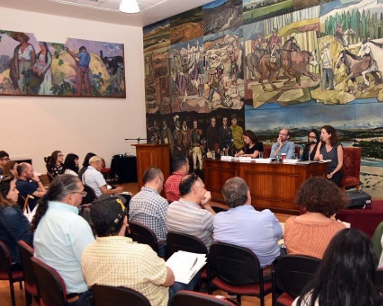 Realizan Escuela De Guias Del Patrimonio Artistico Con Curso Online De Historia Del Arte Utalca