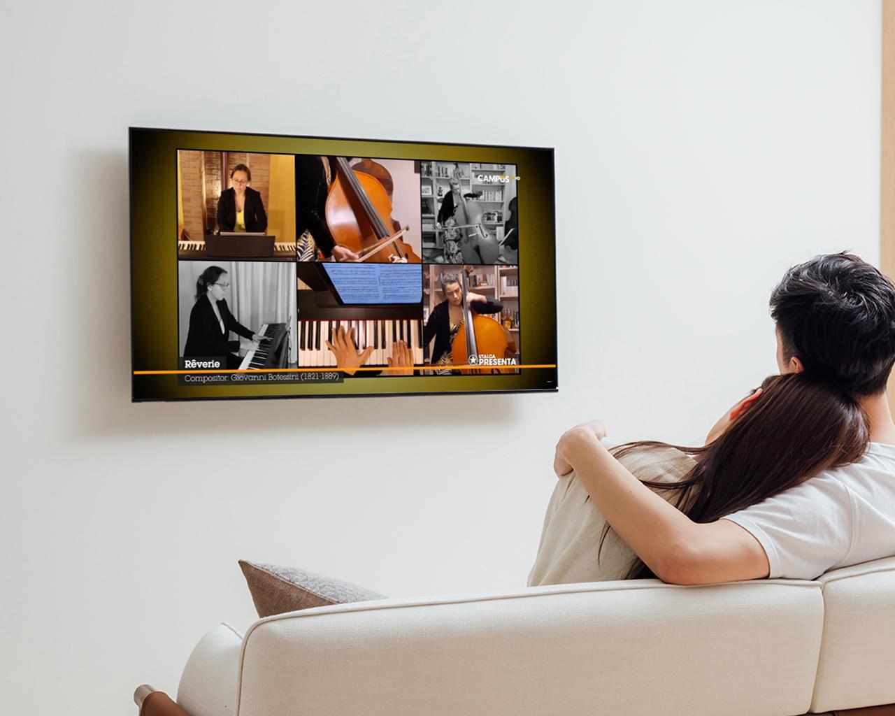 """Conciertos """"Mujeres en la Música"""" en CampusTV"""