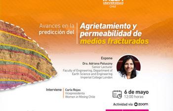 Seminario: Avances en la Predicción del Agrietamiento y Permeabilidad de Medios Fracturados
