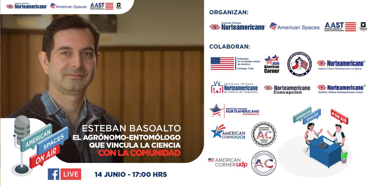 Entrevista con Dr. Esteban Basoalto