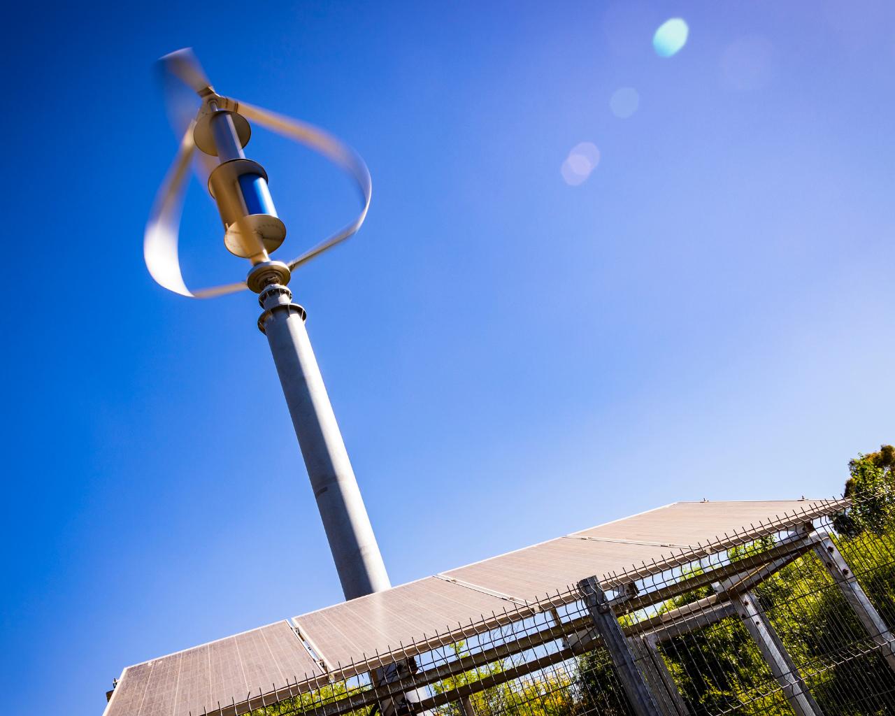Seminario analizó los aportes de las energías renovables en la disminución de emisiones