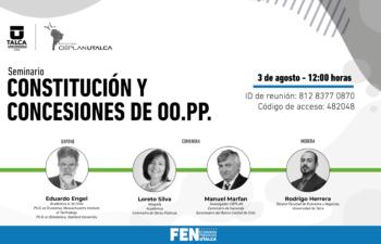 Seminario Constitución y Concesiones de OO.PP.