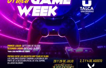 UTalca Game Week: League of Legends