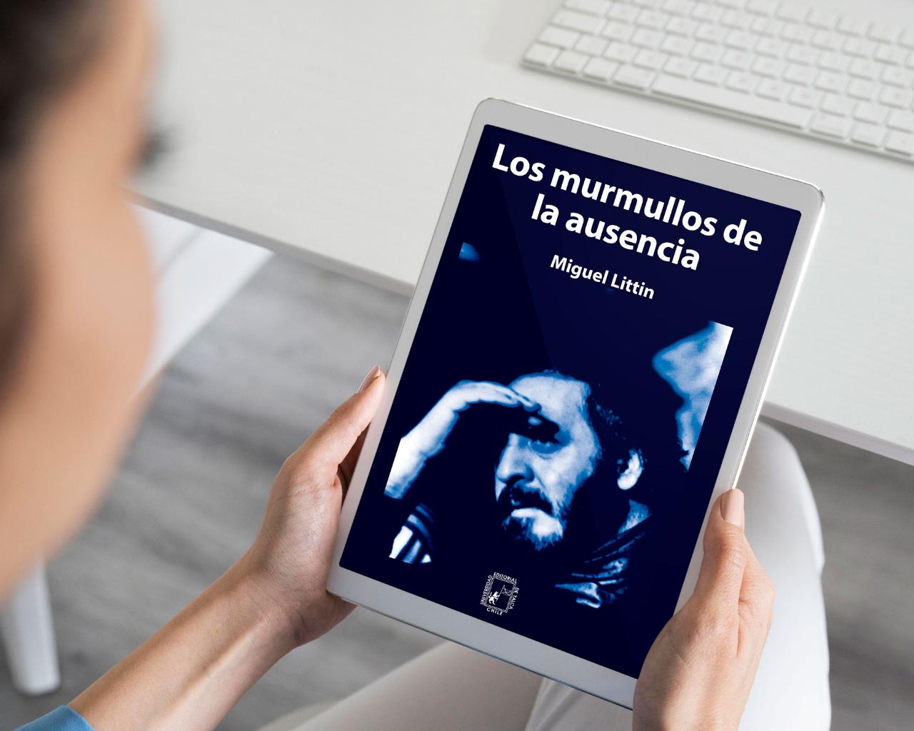 """Libro de Miguel Littin se suma a colección """"Literatura y Humanidades"""" de la UTalca"""