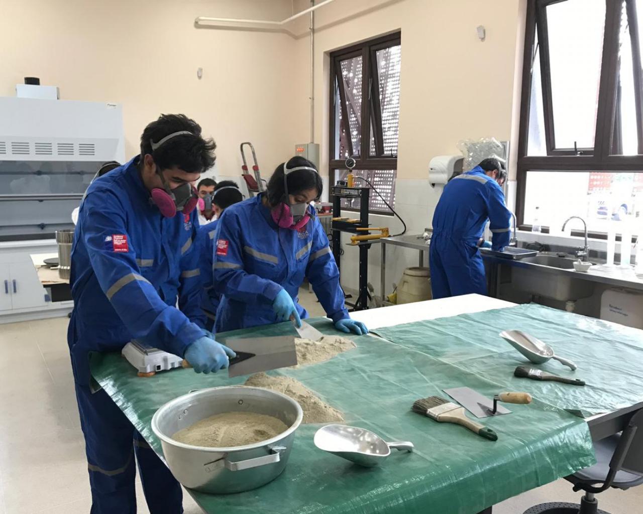 Investigadores transforman desechos mineros en espuma de vidrio