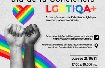 SPIRIT DAY: Día de la Conciencia LGBTIQA+