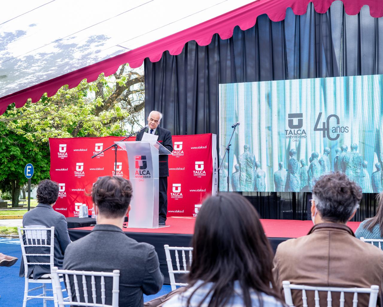 Con celebraciones descentralizadas Universidad inicia festejos por su 40° aniversario
