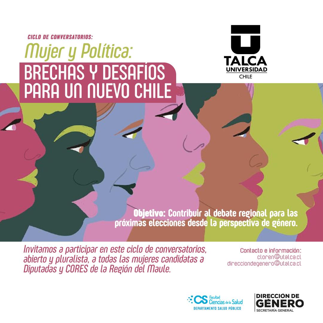 Mujeres y Política: Brechas y Desafíos para un Nuevo Chile